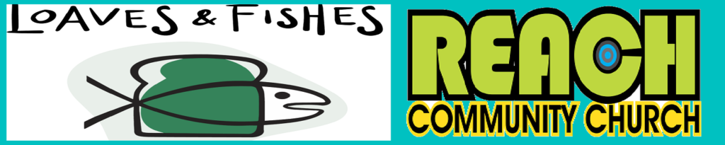 Loaves&Fishes REACH Logo